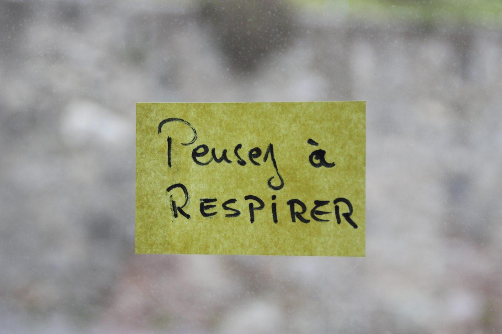 Respirer –